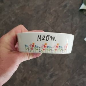 Beautiful Rae dunn cat dish